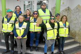 Diez parados completan su formación en el programa 'Santa Eulària més sostenible'