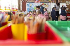 """El PSOE propone extender la """"escolarización gratuita"""" de niños de entre 2 y 3 años en toda España"""