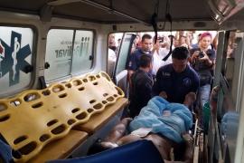 Enfrentamientos en la frontera de Venezuela con Brasil