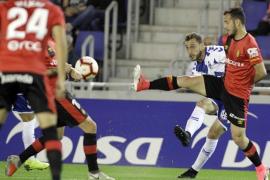 El Tenerife salva un punto ante el Mallorca y coge aire