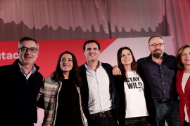 Arrimadas irá a las elecciones generales como 'número uno' de C's por Barcelona