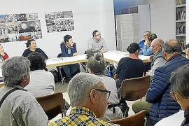 Vila presenta el proyecto para instalar escaleras mecánicas en Puig des Molins