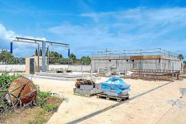 La nueva depuradora de Santa Eulària entrará en funcionamiento a finales de marzo