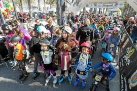 Sant Antoni celebra la carrera de disfraces más divertida y solidaria