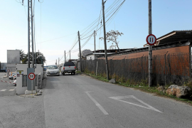 Trabajadores del polígono Can Bufí denuncian atascos excesivos por la situación de las calles