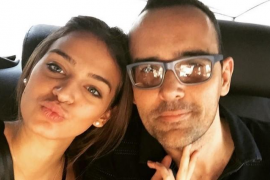 Laura Escanes y Risto Mejide, ¿bebé a la vista?