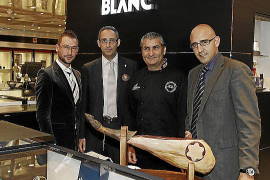 Montblanc inaugura una nueva tienda en El Corte Inglés de Avenidas