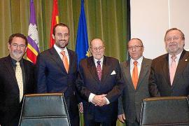 Homenaje a  Josep Trinchant
