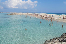 La playa de ses Illetes de Formentera es la 13ª mejor del mundo, según TripAdvisor