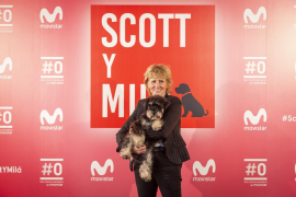 Mercedes Milá vuelve a la tele con «Scott y Milá»