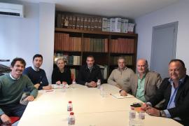 La Cámara de Comercio de Ibiza celebra la reunión mantenida con miembros de VOX