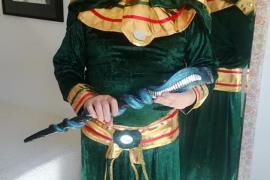 Es Clot se transforma en el Egipto de los faraones para este carnaval