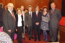 El Govern entrega las Medalles d'Or de la Comunitat y los Premis Ramon Llull