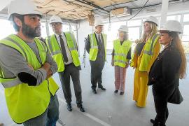 Las obras en el nuevo edificio de Juzgados se intensifican pero nadie pone fecha al traslado