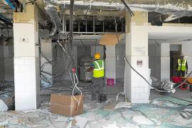 El antiguo hospital tendrá dos quirófanos para posibles situaciones de emergencia