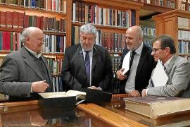 Biblioteca del Monestir de la Real
