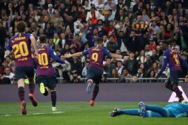 Semifinal de la Copa entre el Real Madrid y el Barcelona