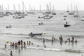 Vila solicitará la restricción de emisiones contaminantes causadas por la navegación en el Mediterráneo