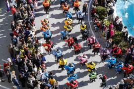 Todo preparado en las Pitiusas para disfrutar con el carnaval