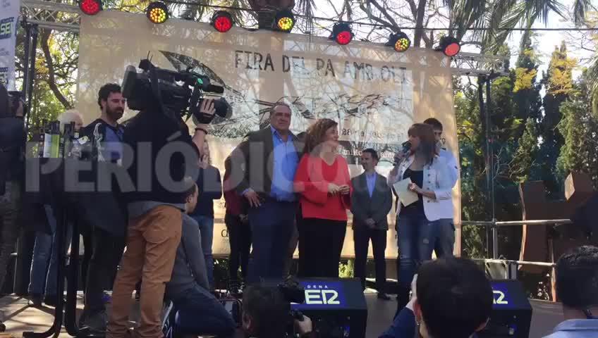 Ca n'Alfredo gana el primer Campeonato del Mundo de 'Pa amb Oli'