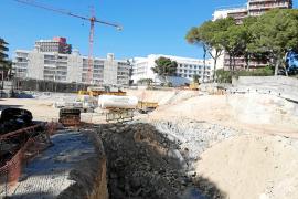 La construcción de nuevos hoteles no cesa