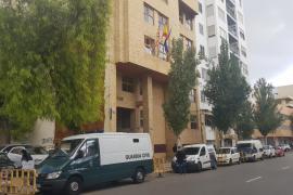 Piden ocho años de prisión para dos guardias civiles acusados por una denuncia falsa en Ibiza