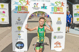 Sant Josep acoge la primera parada del Tri Kids Challenge 2019