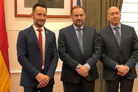 Fomento invertirá 7 millones de euros en la urbanización de Ca n'Escandell