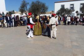 Formentera celebra el Día de las Islas Baleares con música, gastronomía y deporte