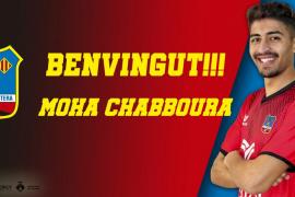 Moha Chabboura, nuevo jugador del Formentera