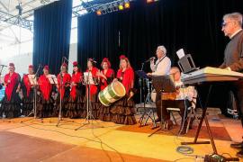 Activismo, música, tradición y Juego de Tronos para celebrar el Día de Balears en Ibiza
