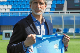 """Pablo Alfaro pide """"compromiso, humildad y ambición"""""""