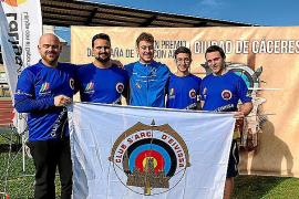 La delegación pitiusa regresa de Cáceres con mal sabor de boca