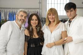 Los espectadores de 'Maestros de la Costura' conocerán mañana la moda Adlib de Ibiza