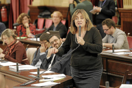 Fanny Tur descarta formar parte de la lista del PSOE al Parlament balear