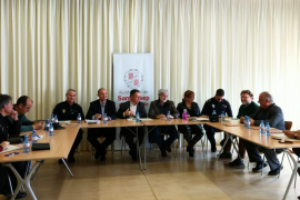 Los delitos más graves se redujeron un 38 por ciento en Sant Josep en 2018