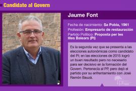 Jaume Font, el populista incombustible
