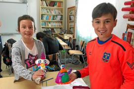 El Formentera Film Festival inculca la pasión por la animación a los alumnos de la Mola