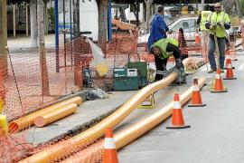Redexis instalará gas natural este año en el Paseo Marítimo, s'Illa Plana y ses Figueretes