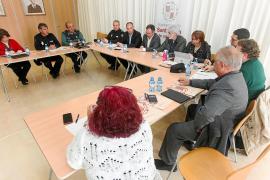La Junta de Seguridad de Sant Josep destaca la reducción de los delitos más graves en un 38 %
