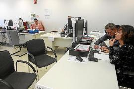Jornada caótica en los juzgados por la caída del sistema informático y la línea de teléfono