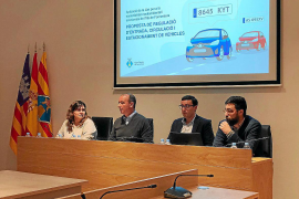 Solo 2.280 coches y 230 motos de turistas podrán circular cada día en Formentera durante julio y agosto