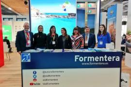 Formentera participa en la ITB de Berlín para demostrar que la Isla es un destino «sostenible»