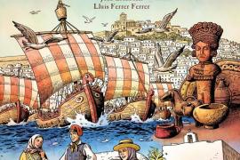 La 'Història d'Eivissa i Formentera' de Escandell y Ferrer se presenta en Barcelona