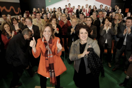 Chacón: «Donde algunos ven lío o división, lo  que hay en este partido se llama libertad y democracia»