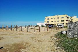 Las rampas varadero públicas se le atragantan al Consell de Formentera