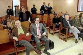 Fiscalía y Govern mantienen la petición de ocho años y medio de cárcel para Matas