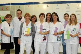 El Área de Salud de las Pitiusas edita cinco guías para pacientes oncológicos sobre cuidados de enfermería