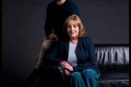 Carmen Maura y Felix Gómez aterrizan este fin de semana en Can Ventosa con la obra 'La Golondrina'