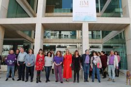 El Consell d'Eivissa anima a la ciudadanía a participar en los actos del 8M